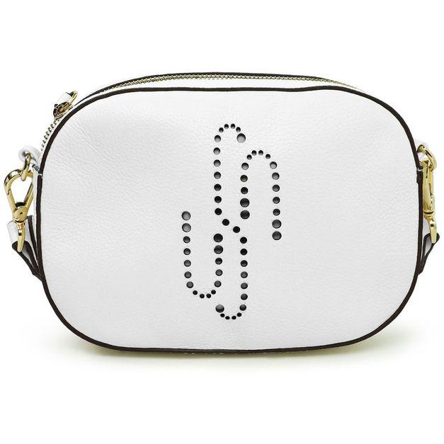 Bolsa tiracolo branca