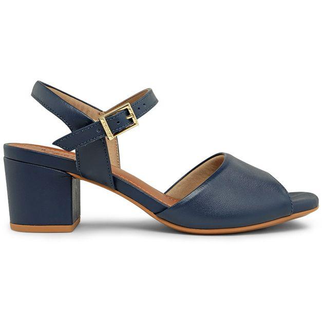Sandália básica azul 35