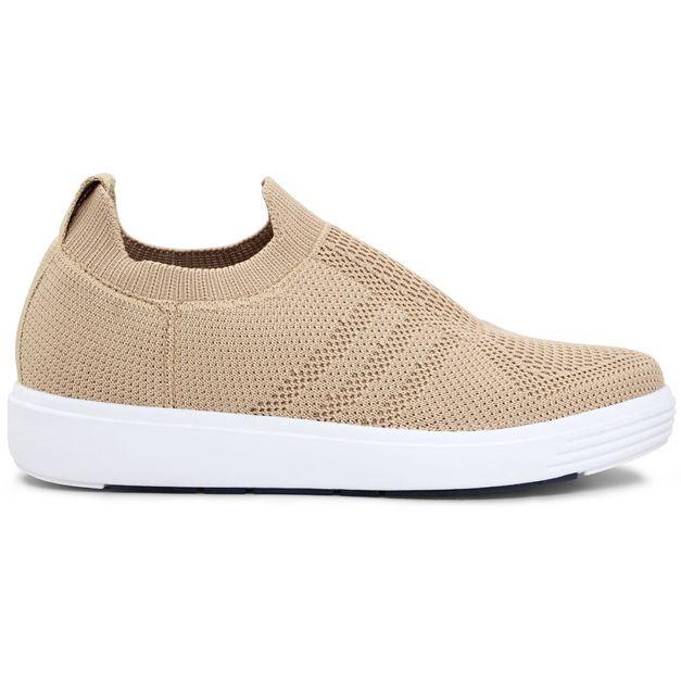 Tênis Sneaker Tricot Blush 33