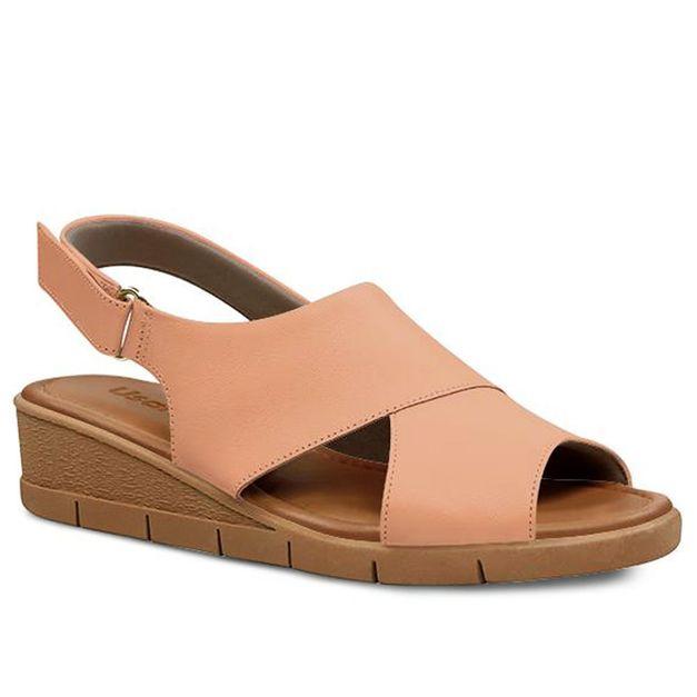 Sandália rosa quartzo 34