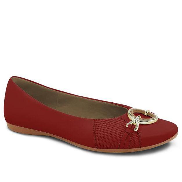 Sapatilha Care Joanetes vermelho 36