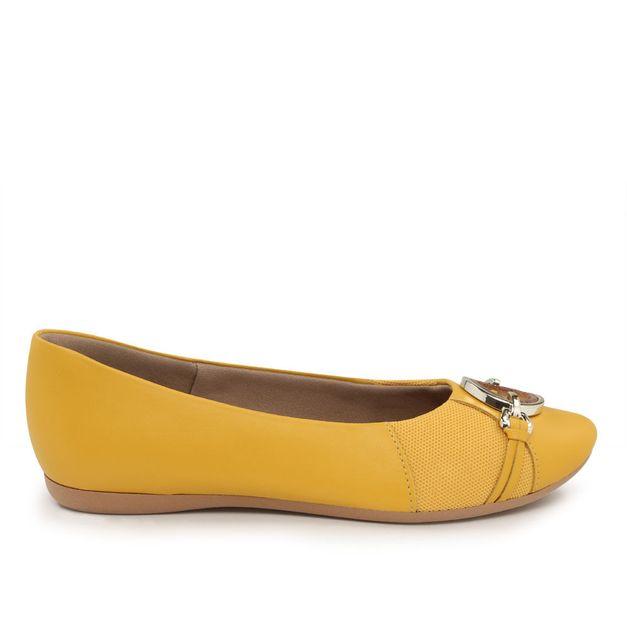 Sapatilha Care Joanetes amarela 38