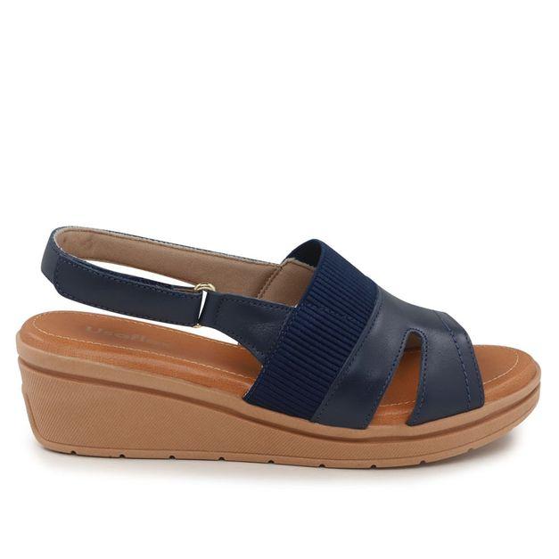 Sandália azul 38