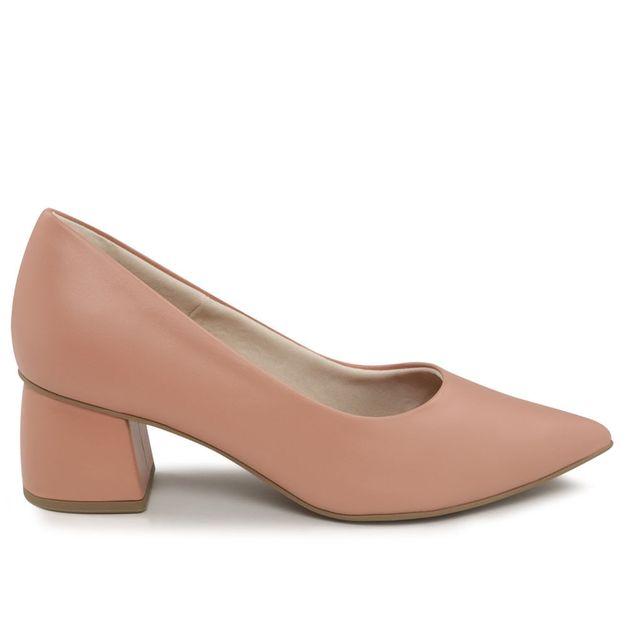 Scarpin rosa 34