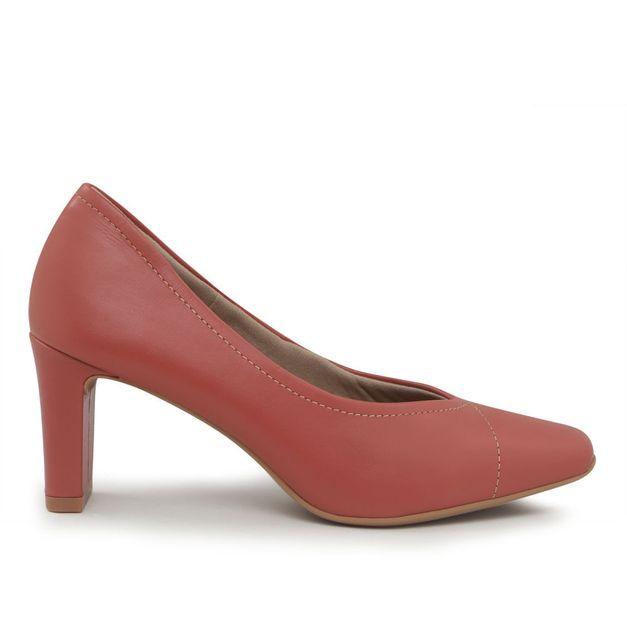 Scarpin vermelho 33