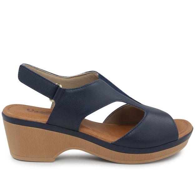 Sandália new blue com elástico 34