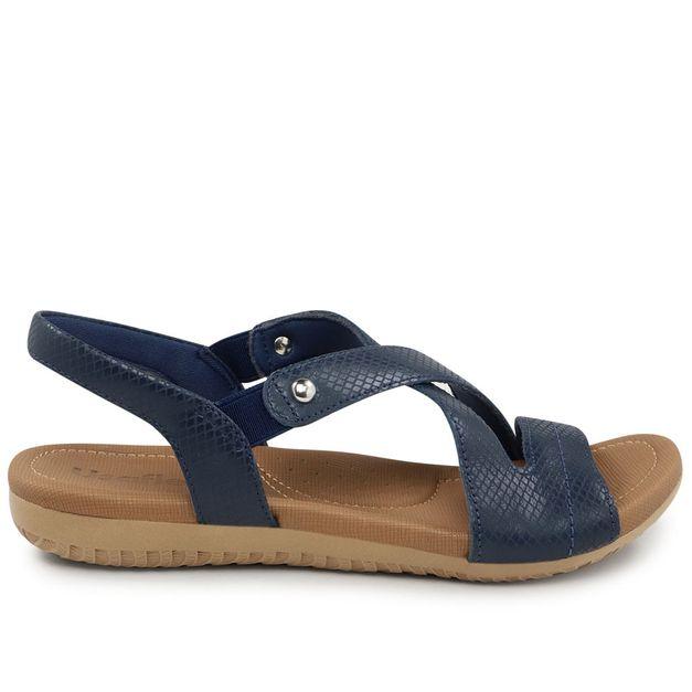 Sandália azul 33