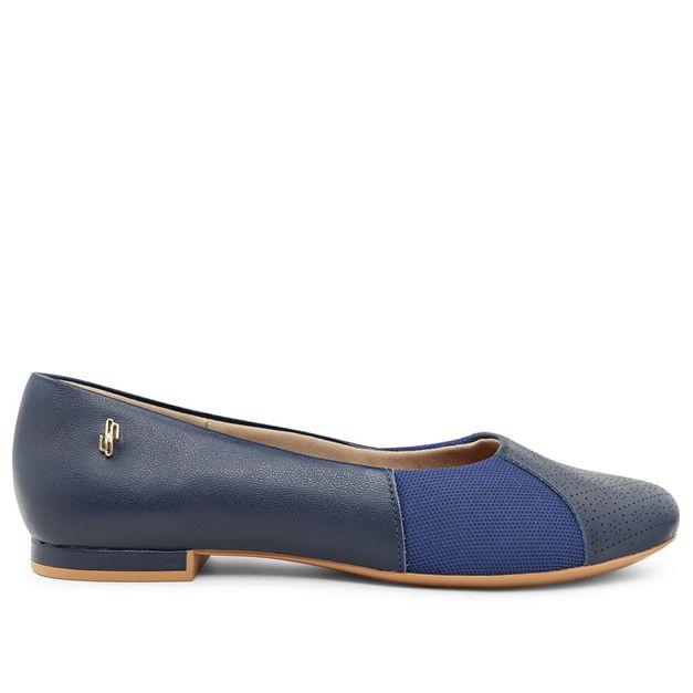 Sapatilha azul new blue 33