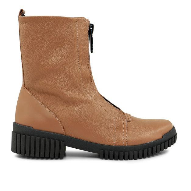 Flexy boot marrom 33