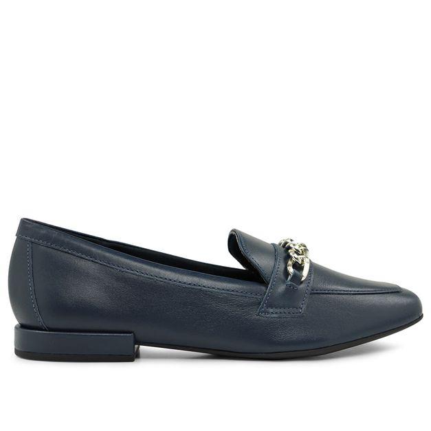 Loafer azul new blue com corrente 33